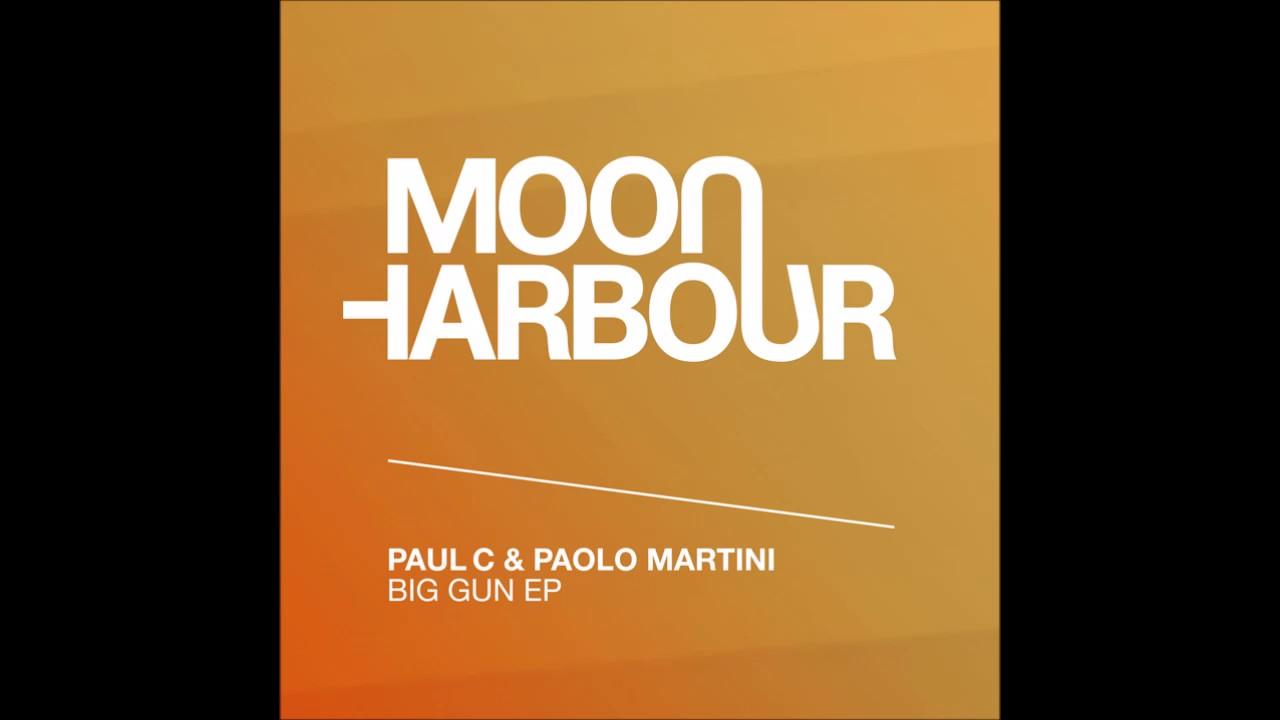 Download Paul C, Paolo Martini - Big Gun (MHR096)
