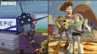 FORTNITE x TOY STORY 4