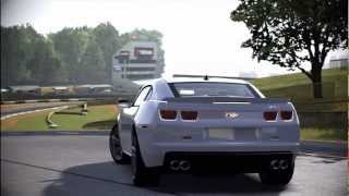 2013 Chevy Camaro ZL1 Review August Playseat Car Pack DLC Forza 4