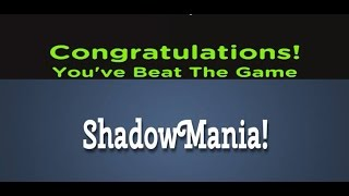 Shadowmania - All Level Answers 1 - 300