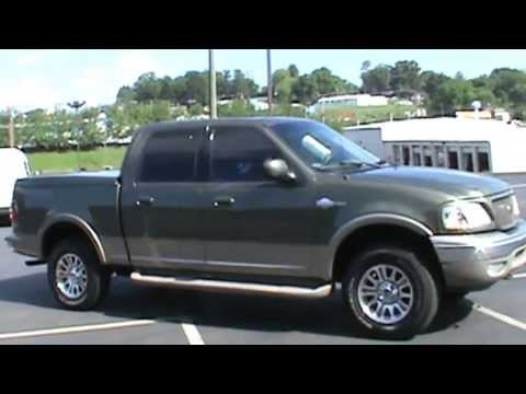for sale 2001 ford f 150 king ranch 4x4 off road stk 30882s youtube. Black Bedroom Furniture Sets. Home Design Ideas