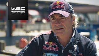 Gambar cover WRC - RallyRACC 2017: WRC Legend Carlos Sainz
