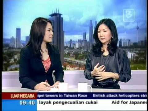 The Breakfast Club@Bernama TV interview with Dato Ruby Khong