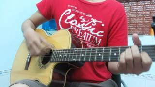 [Toàn Đoàn Guitar Cover] Cơn Mưa Tuổi Thanh Xuân | OST Ranh Giới