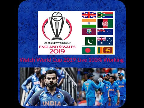 How To Watch ICC World Cup 2019 Online Live On PC Laptop