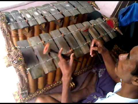 How to Play/Tutorial Gender Wayang(Merak Ngelo) Balinese Traditional Music
