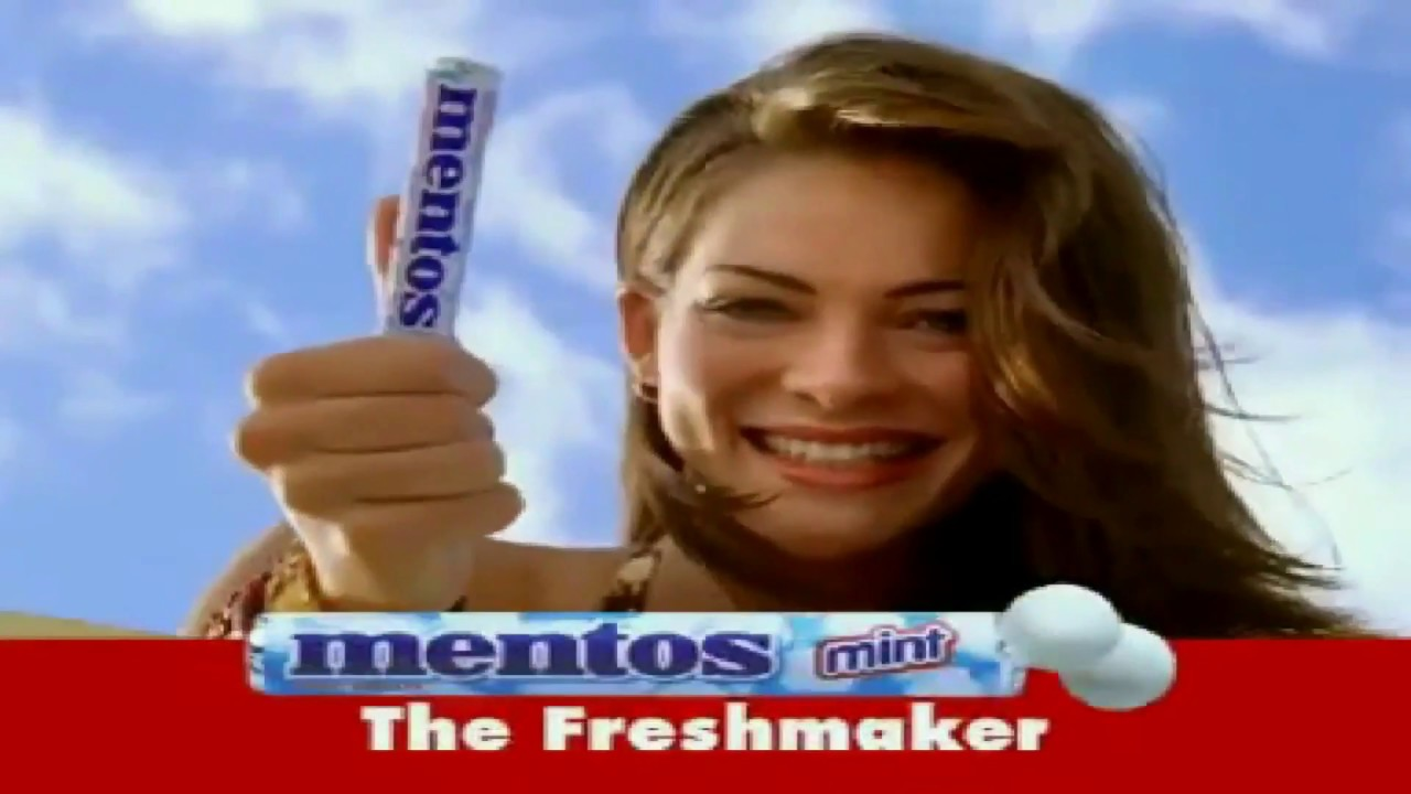 """Download Mentos """"The Freshmaker"""" ads"""