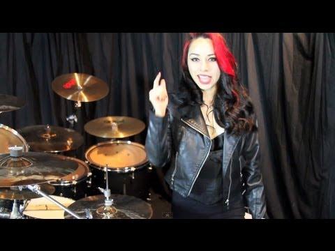 Lux Drummerette -