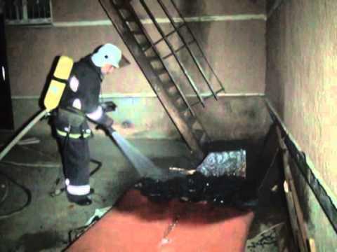 Пожежа в Обласному центрі психологічної реабілітації