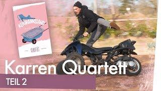 Die verrücktesten Fahrzeuge Teil 2 | Kliemannsland-Karren-Quartett