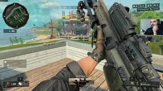Call of Duty: Black Ops IIII - Gramy z Izakiem