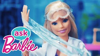 Ask Barbie About Halloween! | Barbie