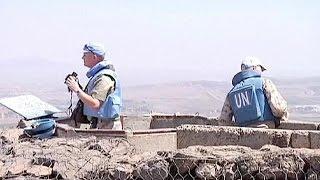 Сирия: война вплотную подошла к Израилю