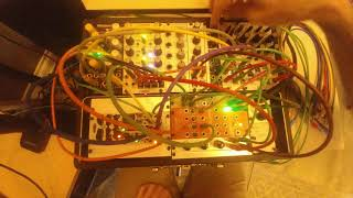Vacillating Squares (Modular Jam feat. Entity Percussion, Quadrax, Utopia, Sinc Bucina & 2VL1)