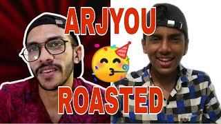 Arjyou Roasted Viral Video | Arjuyouവിനെ പൊളിച്ചടുക്കി Vishnu Gk | Vishnu Gk