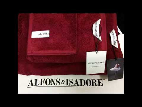 Bespoke Cotton Towels  - Alfons & Isadore