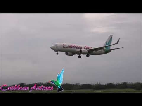 *Collaboration* Caribbean Airlines Piarco to Argyle International