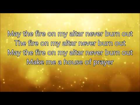 House of Prayer   Eddie James with Lyrics