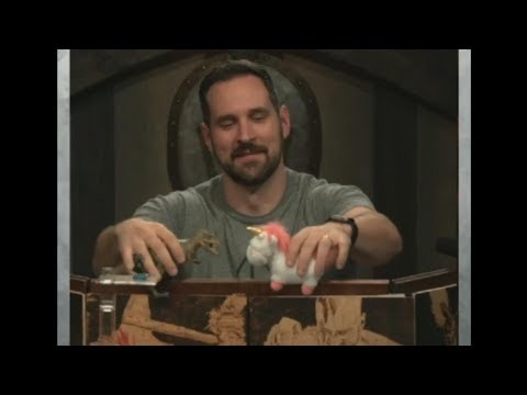 Critical Role - Bunions & Flagons (Grogs Game)
