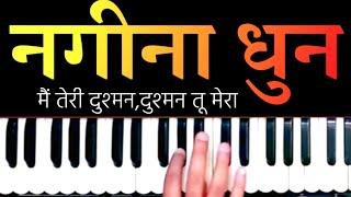 Main Teri Dushman | Nagina Dhun Song | full Song | Sur Sangam Harmonium