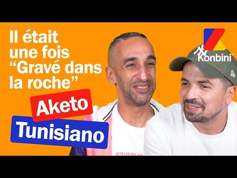 Youtube: Aketo et Tunisiano aka Sniper raconte la folle histoire de«Gravé dans la roche» | Konbini