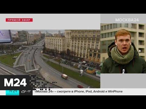 Какая погода ждет москвичей в ближайшие дни - Москва 24