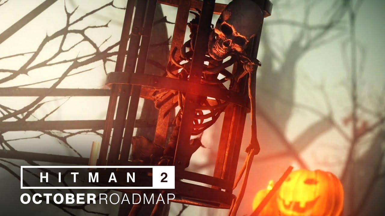Hitman 2 October Roadmap Io Interactive
