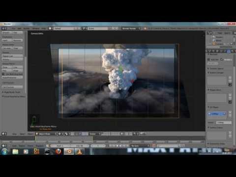 Animate a Still Image - Blender Tutorial