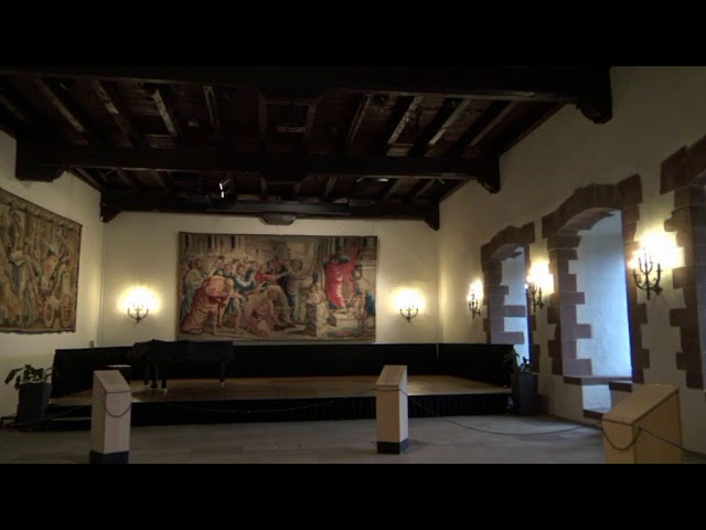 Virtual Visit of the Vianden Castle - Part 1 - 6
