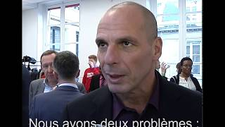Le message de Yanis Varoufakis aux étudiants de Sciences Po