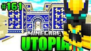 Die VERGESSENE STADT?! - Minecraft Utopia #161 [Deutsch/HD]
