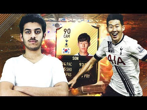 أفضل مهاجم في فيفا 17 !!   فيفا 17 التيميت تيم   FIFA 17 UT