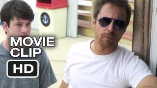 The Way, Way Back Movie CLIP - Storm Chaser (2013) - Sam Rockwell Movie HD