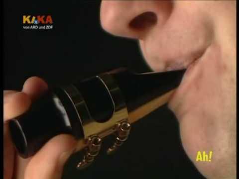 Das Saxophon - ein Holzblasinstrument
