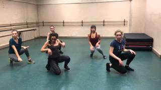 Yellow Claw Shotgun Feat Rochelle Fusion Dance