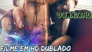 Filme Doutor Estranho completo hd (Download)