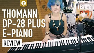 DP-28 Plus | Digital Piano | Demo, Review, Playing | Thomann