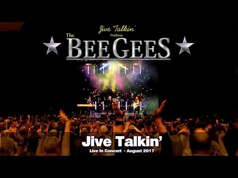 Jive Talkin' Live in Concert - Bee Gees Tribute Band August 2017