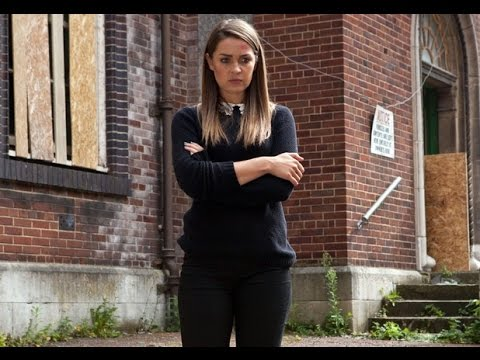 Hollyoaks November 14th 2014 (Sienna takes a hostage)