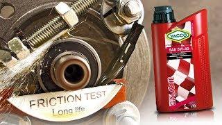 Yacco Galaxie 5W40 Jak skutecznie olej chroni silnik?