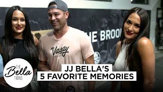 JJ Bella's 5 FAVORITE Bella Twins memories!