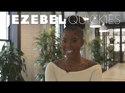 Juju from VH1's Love & Hip Hop: New York | Jezebel Quickies