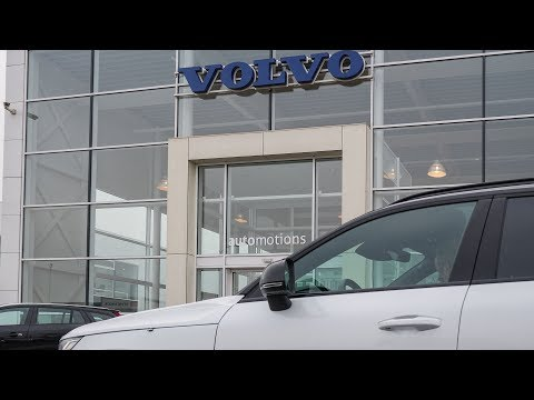 Introductie Volvo XC40 bij Automotions Volvo