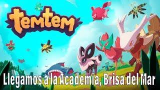 TEMTEM Revenin Adventures | Llego a la Academia para hacerme un PRO
