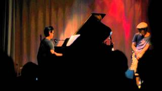 조윤성 with 루시드폴 - Bach Two-Part Invention No.12 - A Major BWV 783  (120624@벨로주)