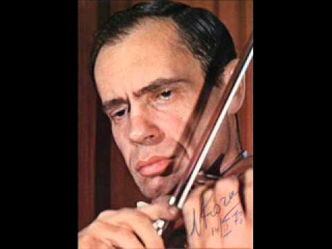 Leonid Kogan - Mendelssohn Violin Concerto (1mov.)
