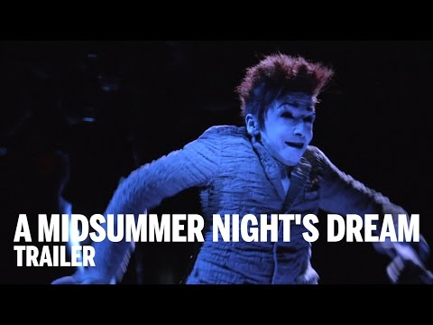 A MIDSUMMER NIGHT'S DREAM Trailer | Festival 2014
