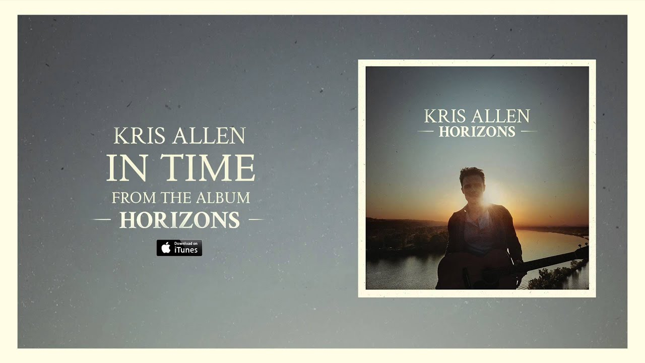 Kris Allen: In Time (Official Audio)