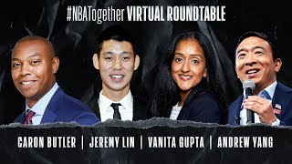 Caron Butler, Jeremy Lin & Others Discuss Countering Anti-Asian Discrimination & Violence