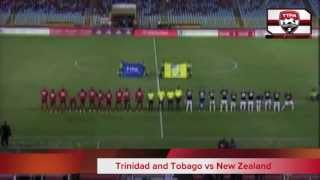 Highlights - Trinidad and Tobago vs New Zealand